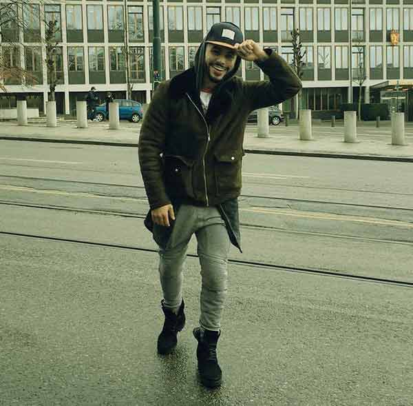 Image of Adam Saleh height is 5 feet 6 inches