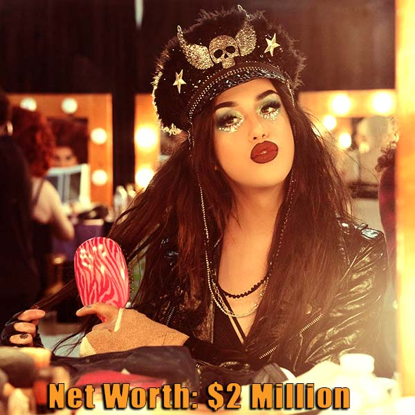 Image of Drag Queen, Adore Delano net worth is $2 million