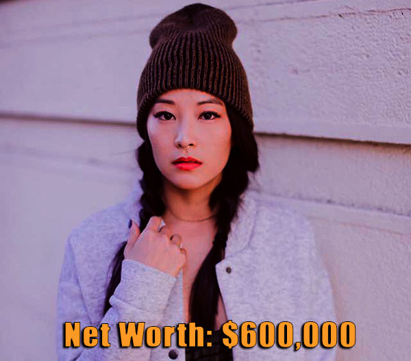 Image of Youtubers, Adrena Cho net worth is $600,000