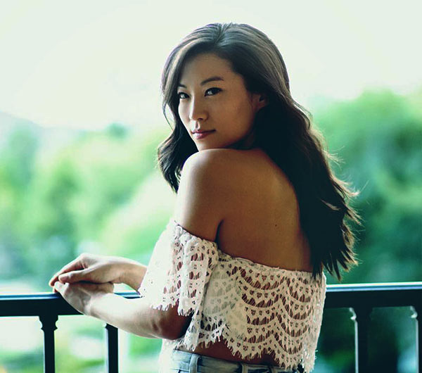 Image of Andrena cho from Teen Wolf show