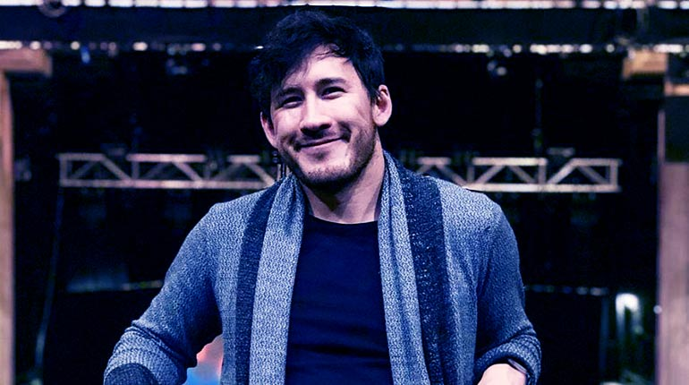 Image of Markiplier Net Worth 201, Family and Biography.