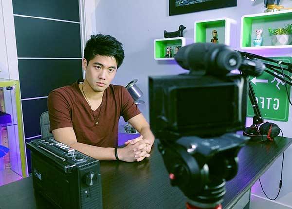 Image of Youtuber, Ryan Higa