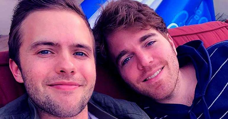 Image of Shane Dawson Is Gay And Dating a Boyfriend Ryland Adams.