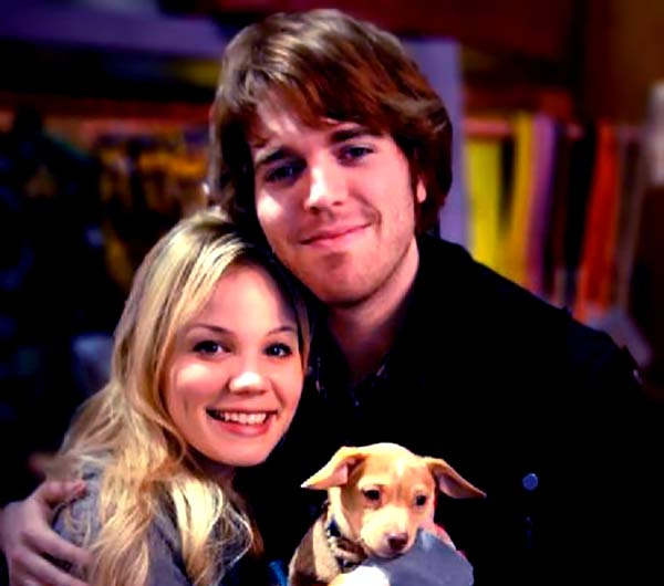 Image of Shane Dawson with Lisa Schwartz