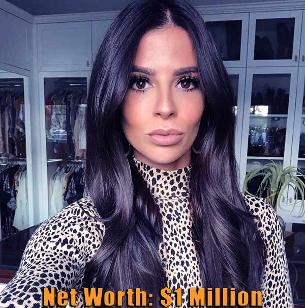 Image of Make-up artist, Laura Lee net worth is $1 million