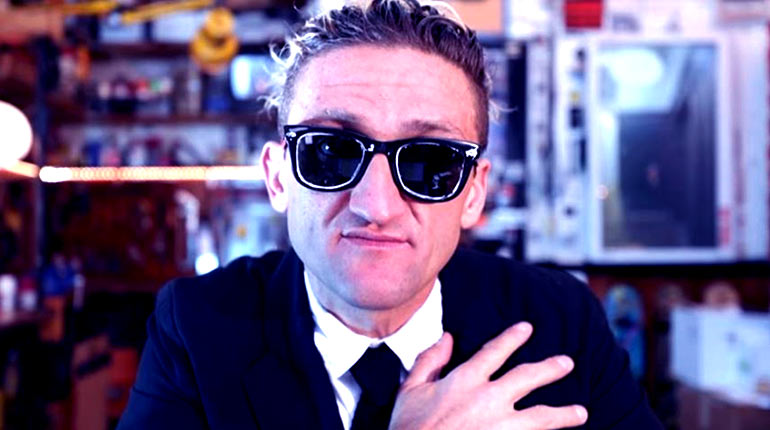 Image of Casey Neistat Net worth.