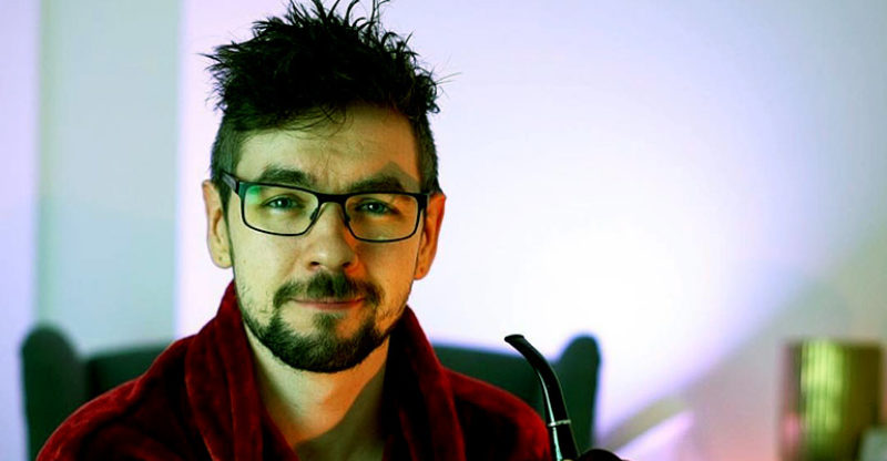 Image of Jacksepticeye Net Worth, Real Name, Height, Age.