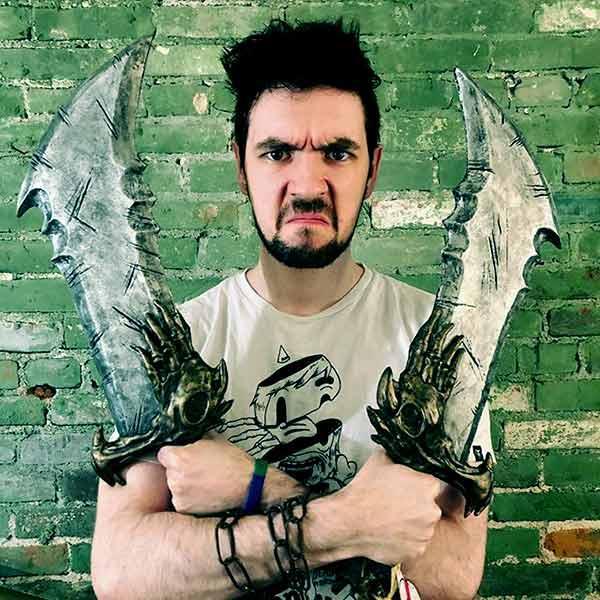 Image of Irish YouTuber, Jacksepticeye