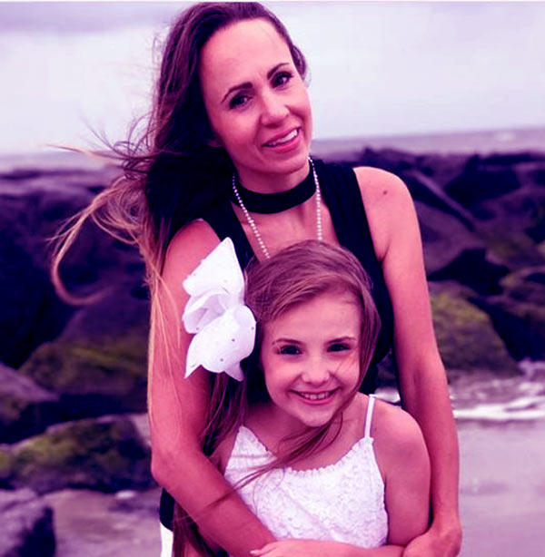 Image of Piper Rockelle with her mother Gwen