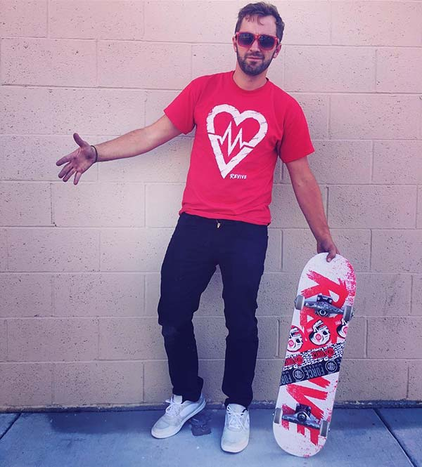 Image of Skating expert, Andy net worth