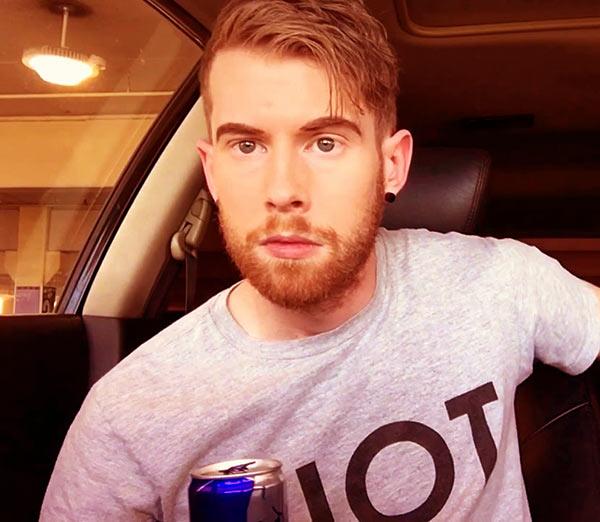 Image of Youtuber,Brandon Farris