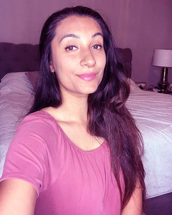 Image of Lilly Singh sister Tina Singh